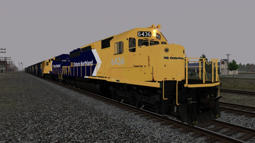 SD40-2 ONT