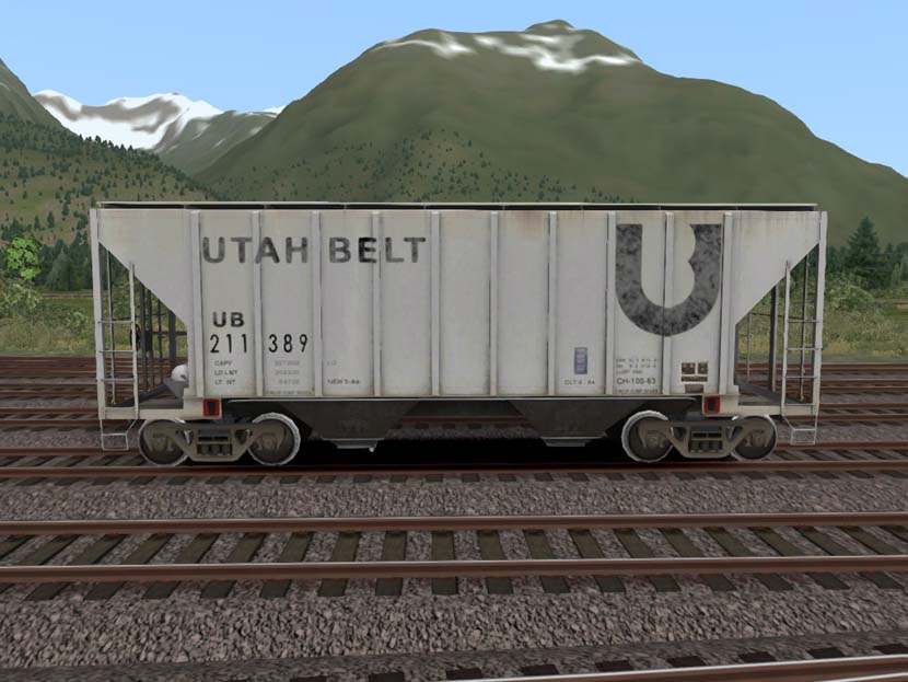 UBelt Cement Hopper