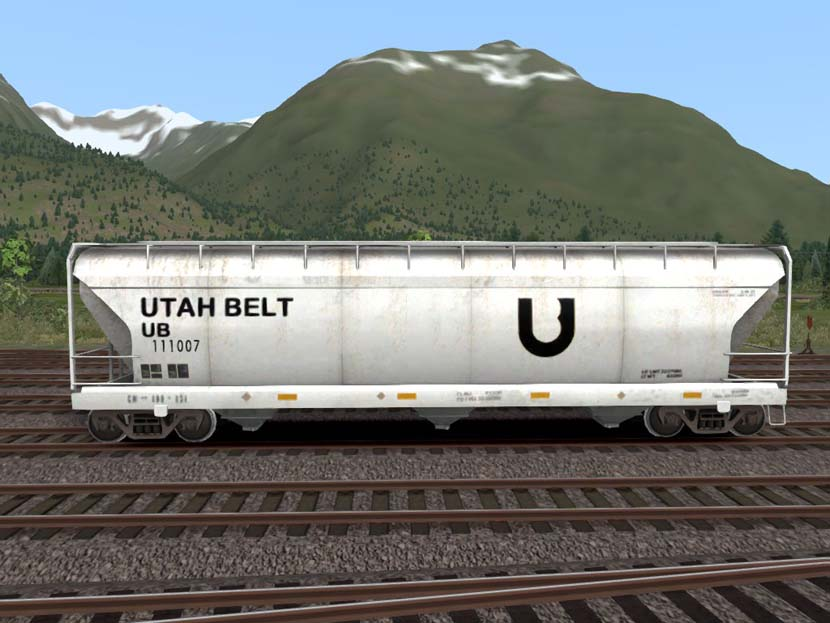 UBelt Covered Hopper