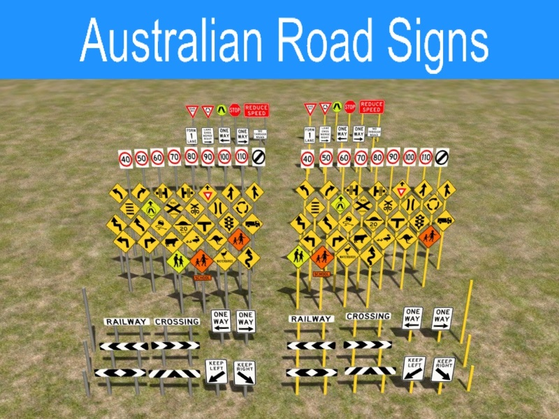 AustralianRoadsigns