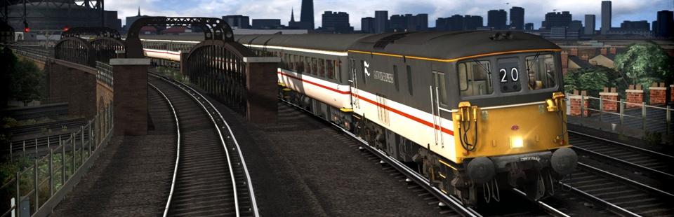 DTG's BR Class 73 Gatwick Express