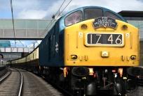 BR Class 40 '40145' Loco