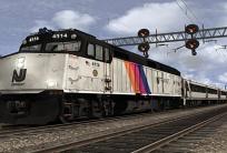NJ TRANSIT® F40PH -2CAT
