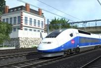 LGV: Marseille - Avignon Route