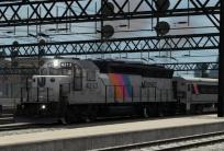 NJ TRANSIT® GP40PH-2B