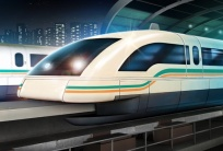 Shanghai Maglev Route