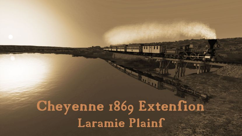 Cheyenne 1869 Ext Stage Two